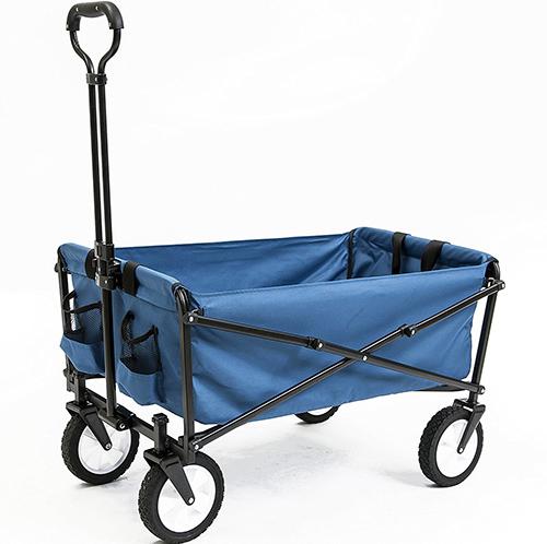 7. Seina Folding Utility Wagon