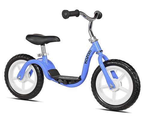 10. KaZAM v2e Balance Bike