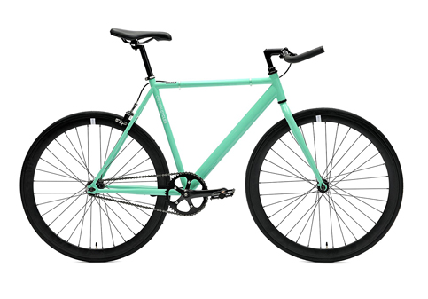 2. Critical Cycles Fixed-Gear Track Bike