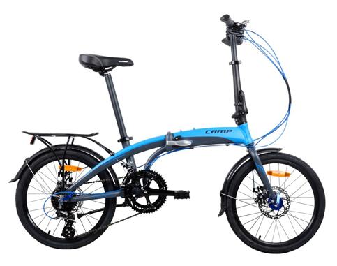 "3. K7S 20"" Folding Bike"