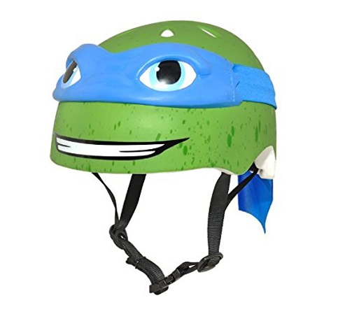 3. Teenage Mutant Ninja Turtle Youth Helmet