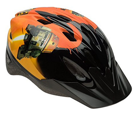 7. Bell Child Star Wars Multi-Sport Helmet
