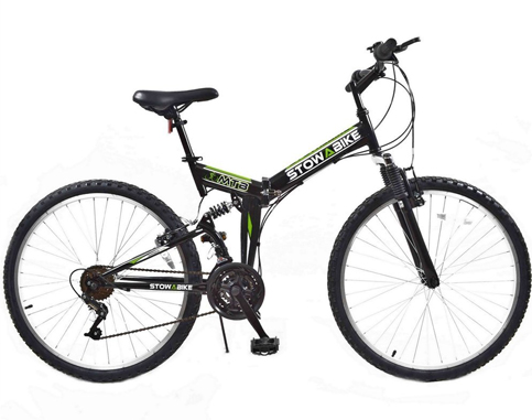 "10. Stowabike 26"" MTB V2 Folding Mountain Bike"