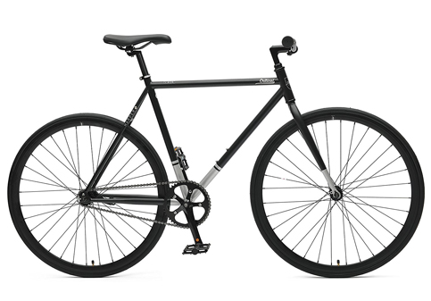 1. Critical Cycles Harper Coaster Fixie Commuter Bike