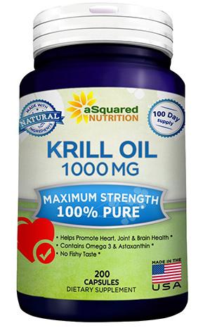 4. Pure Krill Oil