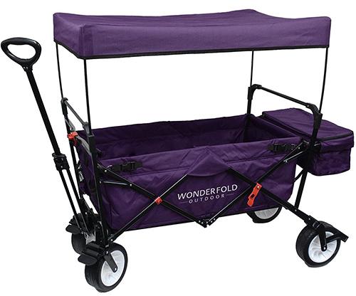 9. Wonder Fold Outdoor Wagon