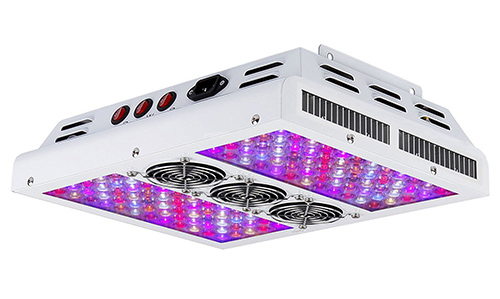 3. Three-Switches Full Spectrum Grow Light