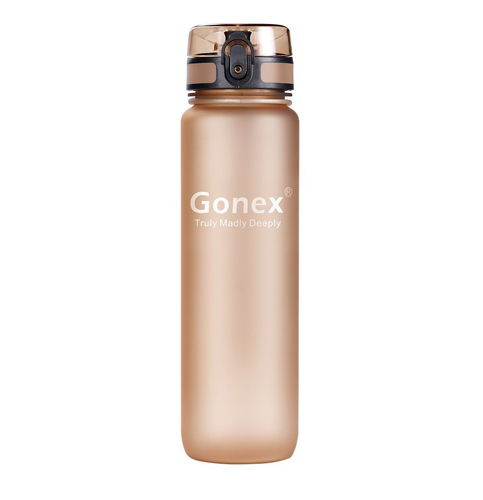 10. Gonex Sports Tritan Water Bottle 32oz