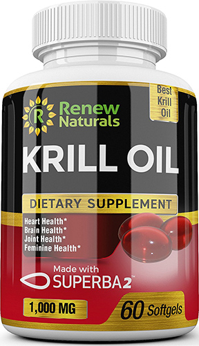 3. Renew Antarctic Krill Oil