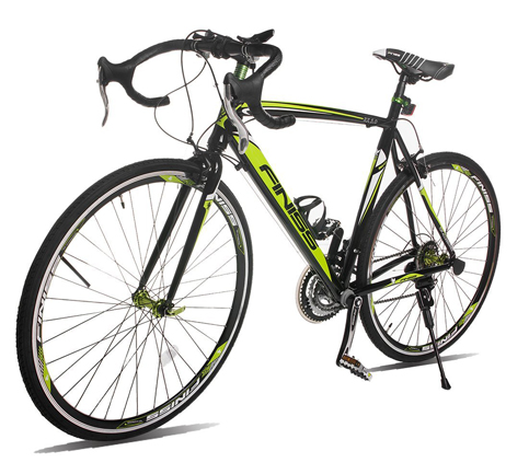 9. Merax Finiss 21 Speed Road Bike