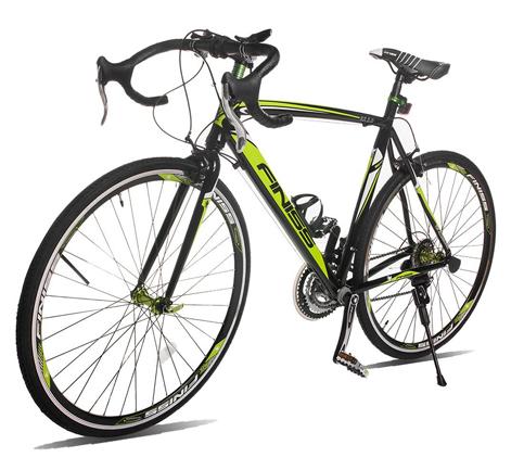 9. Merax Finiss 21 Speed Road Bike