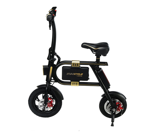 9. Swagtron SwagCycle Folding Electric Bike