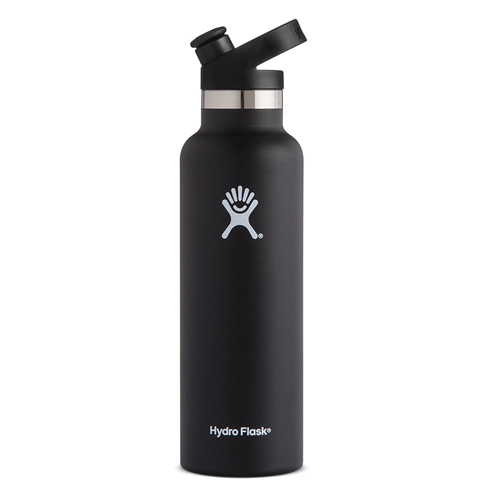 9. Hydro Flask 21 oz Double Wall Vacuum Water Bottle