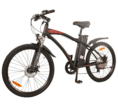 1. DJ Bikes Electric Mountain Bicycle