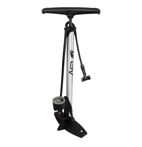 7. BV Bicycle Ergonomic Bike Floor Pump