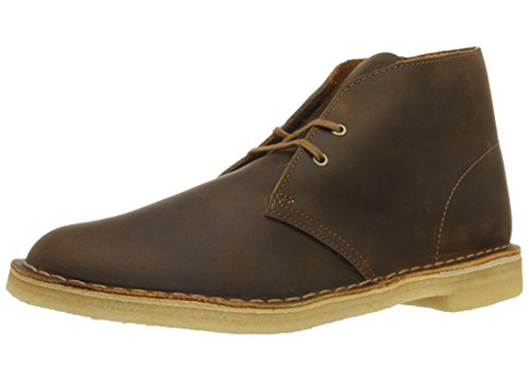 2. Clarks Originals Men's Desert Boot