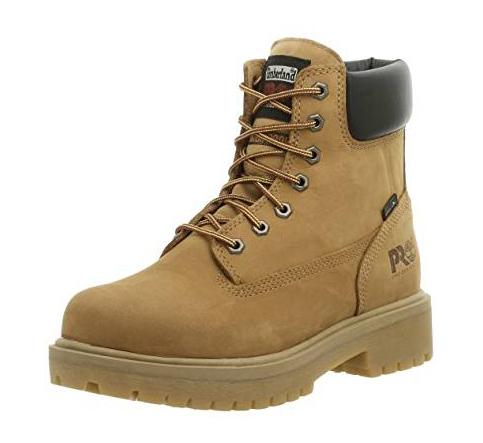 3. Timberland PRO Soft Toe Boot