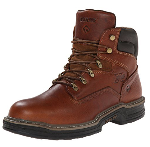 8. Wolverine W02421 Raider Boot