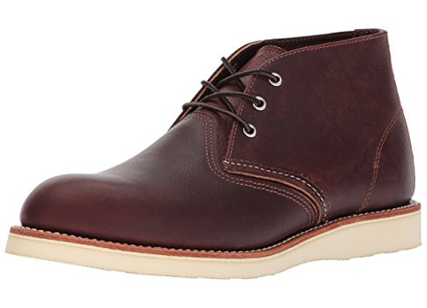 6. Red Wing Heritage Work Chukka