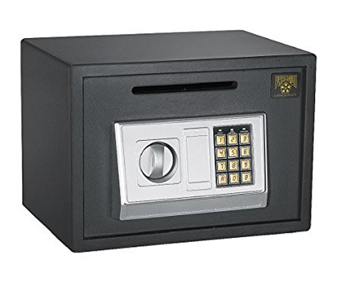1. Paragon SureDrop 7875 Digital Depository Safe