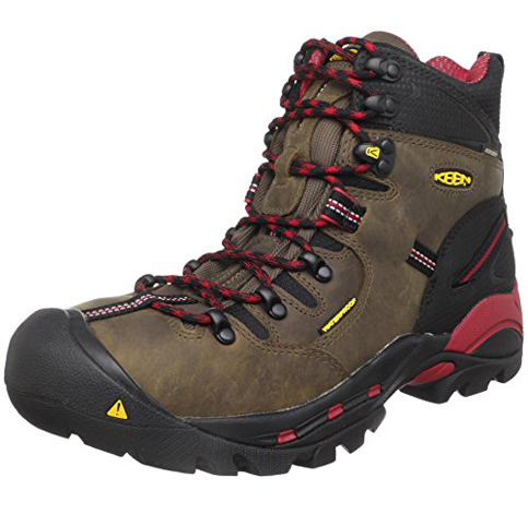 7. Keen Utility Pittsburg Steel Toe boot