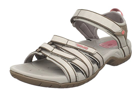 4. Teva women's tirra athletic sandal