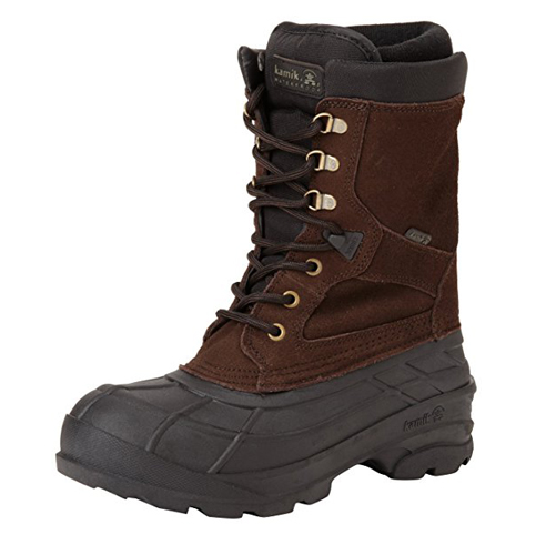 5. Kamik Men's Nationplus Boot