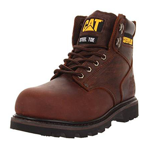 1. Caterpillar Men's Second Shift Work Boot