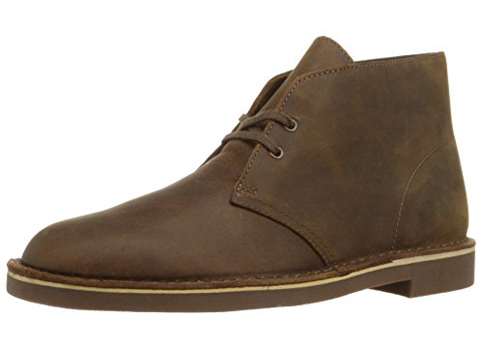 1. Clarks Men's Bushacre 2 Desert Boot