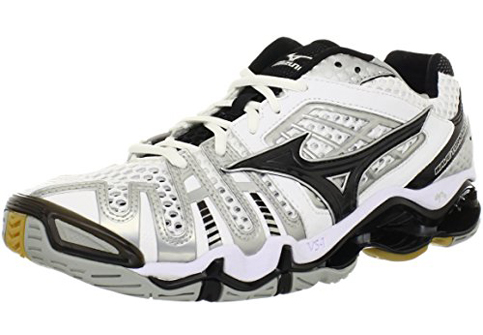 12. Mizuno Men's Volleyball Shoe (Wave Tornado 8)