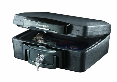 9. SentrySafe H0100CG Waterproof Fire Resistant Chest