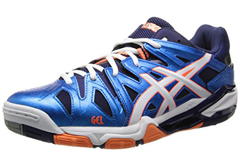 14. Asics Men's Volleyball Shoe (Gel-Sensei 5)