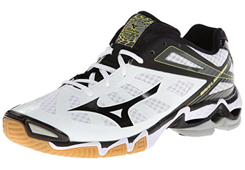 11. Mizuno Men's RX3 Volleyball Shoe