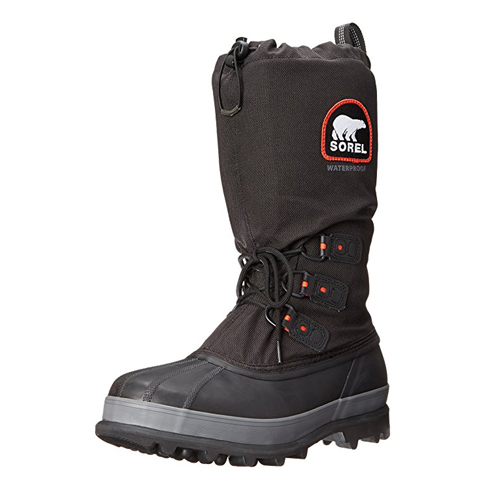 6. Sorel Men's Bear Extreme Snow Boot