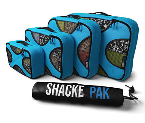 2. Pak (4 Set Packing Cubes)
