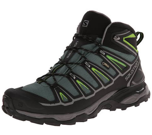 3. Salomon Men's X Ultra Mid 2 GTX Hiking Boot