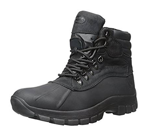 3. KINGSHOW Mens M0705 Winter Snow Boots