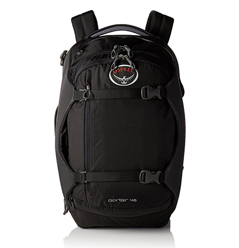 9. Osprey Porter Travel Backpack Bag