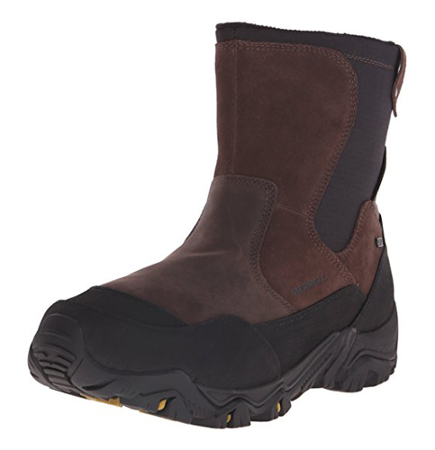 9. Merrell Men's Polarand Rove Zip Winter Boot