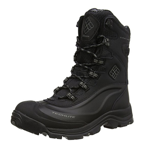 1. Columbia Men's Bugaboot Cold-Weather Boot