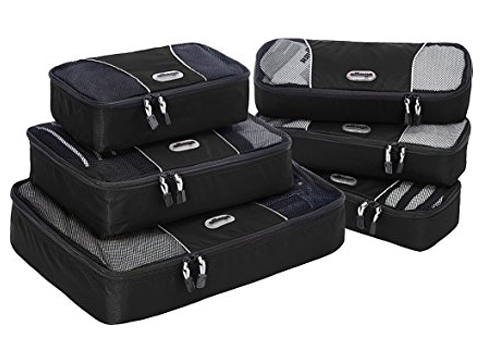 4. eBags Packing Cubes - Value Set