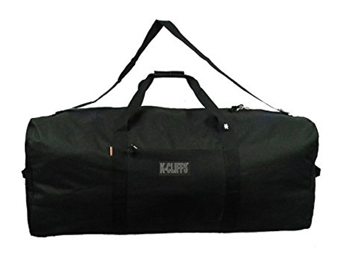 6. Heavy Duty Cargo Duffel bag