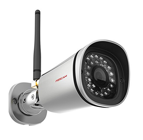 2. Foscam HD 1080P Outdoor WiFi Security Camera