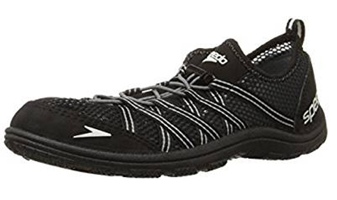 8. Speedo Men's Seaside Lace 4.0 Water Shoe