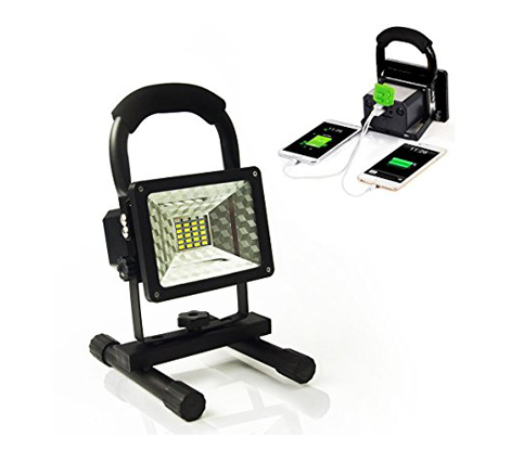6. Vaincre 15W Outdoor Floodlight