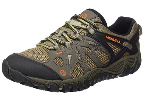 9. Merrell Men's All Out Blaze Hiking Water Shoe