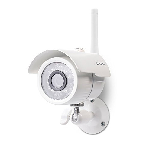 7. Funlux Zmodo 720P HD Smart Wireless Surveillance Camera