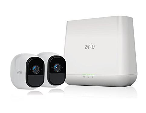 8. Netgear Arlo Pro Security System