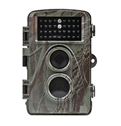 9. Distianert 12MP 720P Game and Trail Camera
