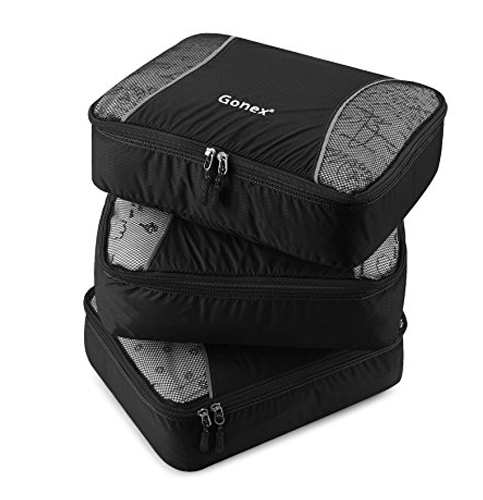 3. Gonex Packing Cubes
